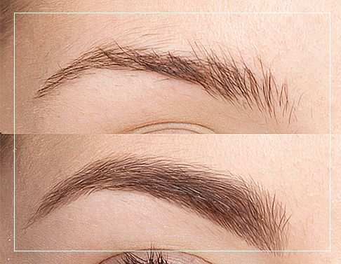 Nanobrow - spectacular results